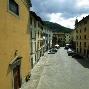 Marradi the historical centre