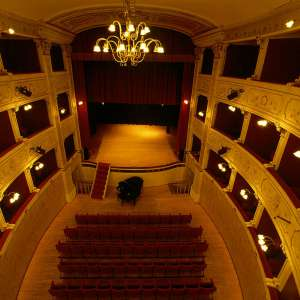 The Animosi theatre (Marradi)