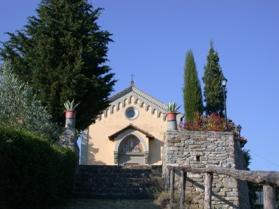 Pulicciano Church